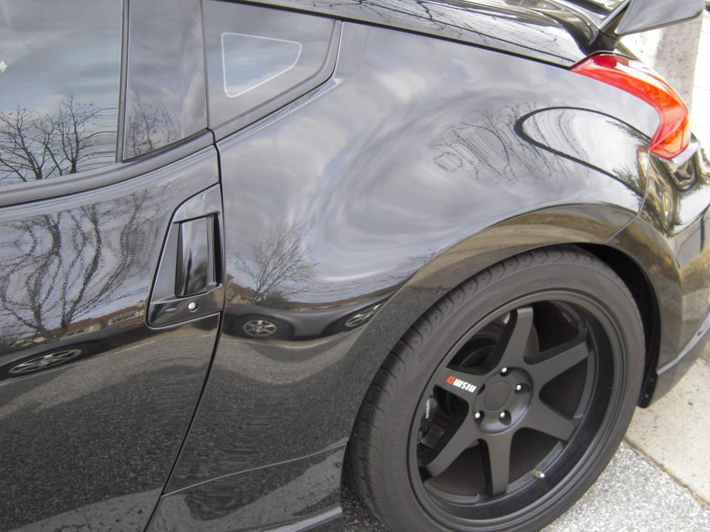 DIY-Door handle removal - Nissan 370Z Forum