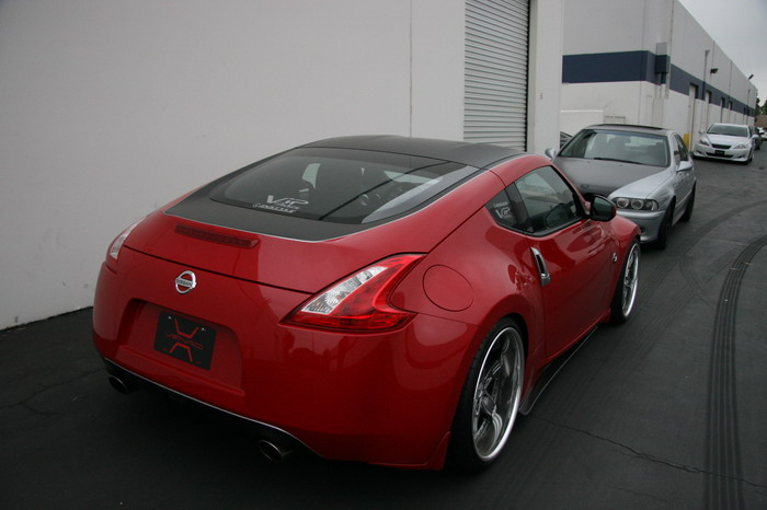 if i could design my own 370z bodykit nissan 370z forum. Black Bedroom Furniture Sets. Home Design Ideas