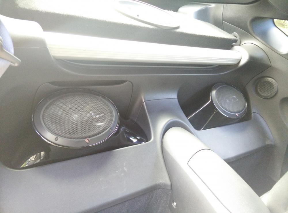 Rear Speakers Solution Nissan 370z Forum