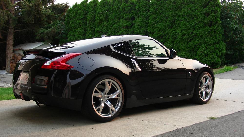 Wheees Journal Rozy Nissan 370z Forum