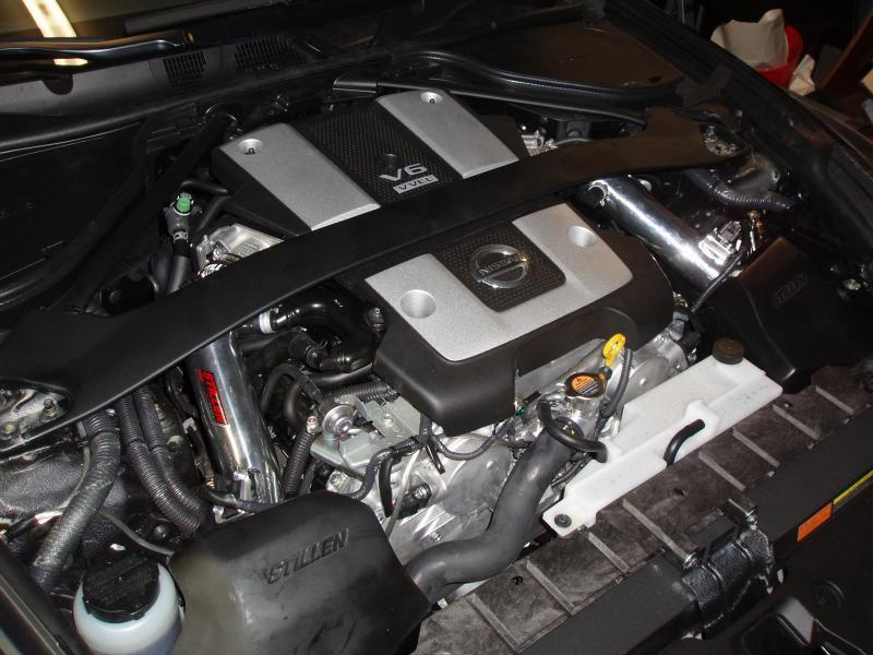 Cold Air Intake HP Debate - Is it worth it ? - Nissan 370Z Forum