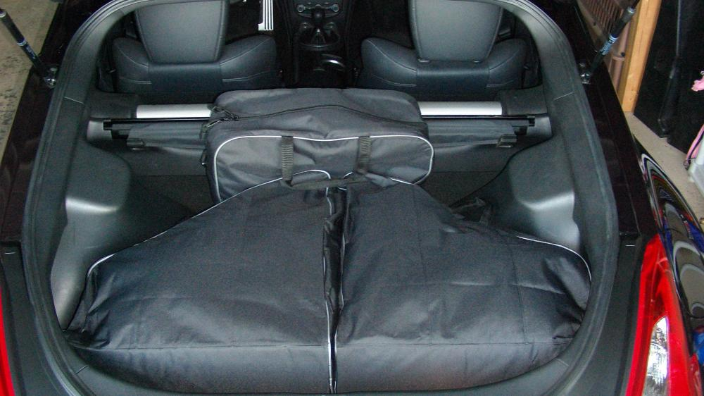 Nissan 370z Custom Fitted Luggage Bags Page 3 Nissan