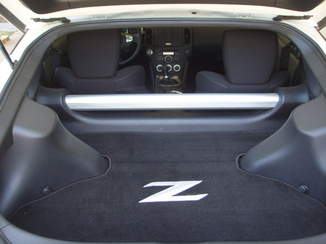 Z's rear mat