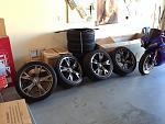 40th Anniversary Wheels