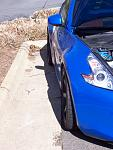 Tony's MB 370Z with his TE-37s and RE-11s looking sharp!