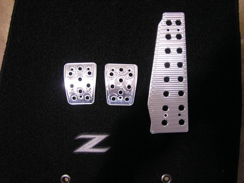 Nissan Greenville Nc >> DIY: Installing aftermarket aluminum pedals.... - Nissan 370Z Forum