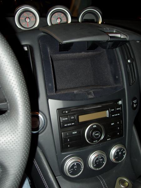 The Dash Nissan 370z Forum
